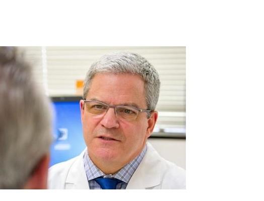 Le Dr Allen Morey, professeur d'urologie à UT Southwestern.